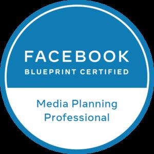 Facebook Blueprint Certified - Media Planning Professional