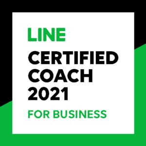 LINE Certified Coach 2021