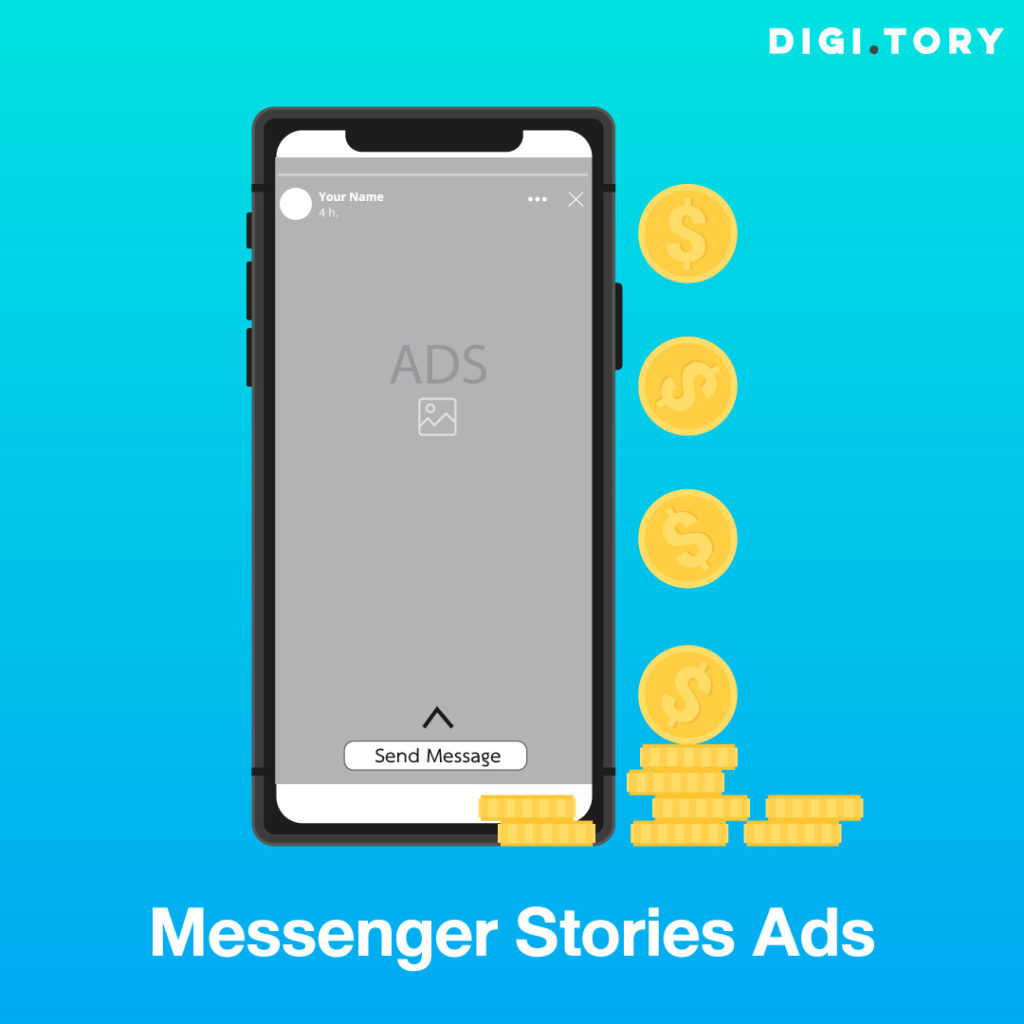 Messenger Stories Ads
